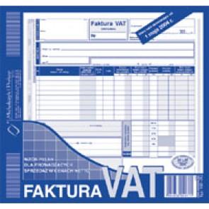 Druk faktura VAT