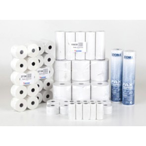 Rolki termiczne 37x25 opak.10 szt AXIOMA BPA Free
