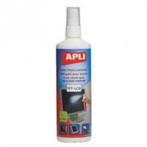 Spray do czyszczenia monitorów TFT/LCD Apli 250 ml