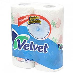 Ręcznik kuchenny VELVET 2 rolki