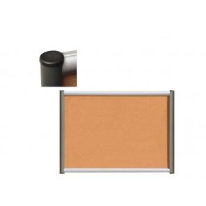 Tablica korkowa w aluminiowej ramie VITO Vittoiria 45x60 (cm)