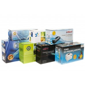 Toner 1710-5890-07 MagiColor 2400/2480/2500 zamiennik Cyan
