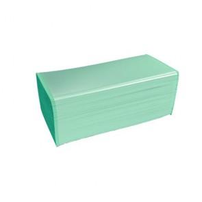 Ręcznik składany typu Z-Z zielony