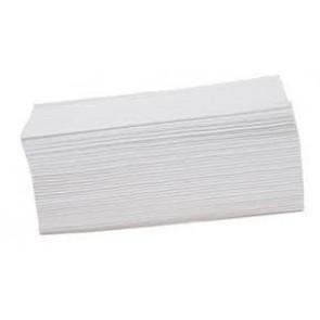 Ręcznik składany typu Z-Z biały